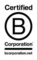 B Corps Logo Transparent